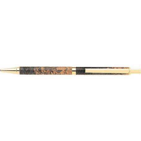 Mecanismo-de-portaminas-Slim-Style-Solid-Clip-Oro-Cobalto-Woodcraft-1