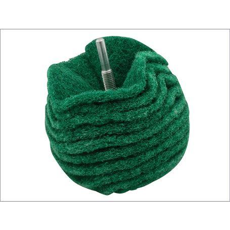 Bola-pulidora-grano-intermedio-de-75mm-para-taladro-FLEXIPAD-Asein-1