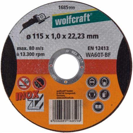 Disco-extrafino-de-precision-de-115-mm-para-tronzar-acero-con-amoladoras-angulares-Wolfcraft-1