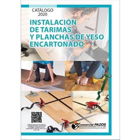 Catalogo-de-instalacion-de-tarimas-y-planchas-de-yeso-encartonado-2020-Comercial-Pazos-1