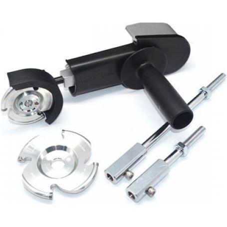 Kit-de-brazo-con-discos-de-desbaste-MD-76x8-y-102x8-mm-con-3-extensiones-para-mini-amoladora-MANPA-1