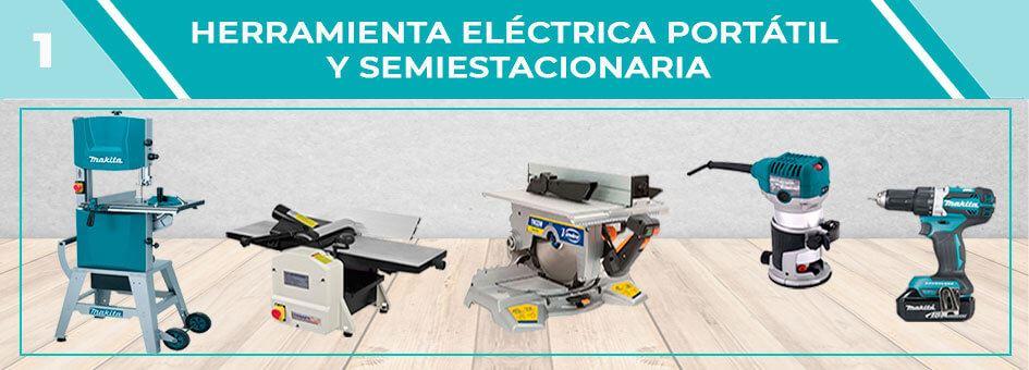 Herramientas Eléctricas Portátiles | Comercial Pazos