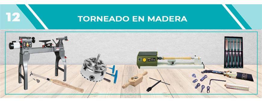 Torneado de Madera: Herramientas | Comercial Pazos
