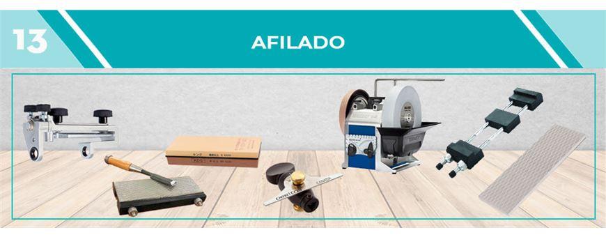 Herramientas y accesorios para el Afilado   Comercial Pazos