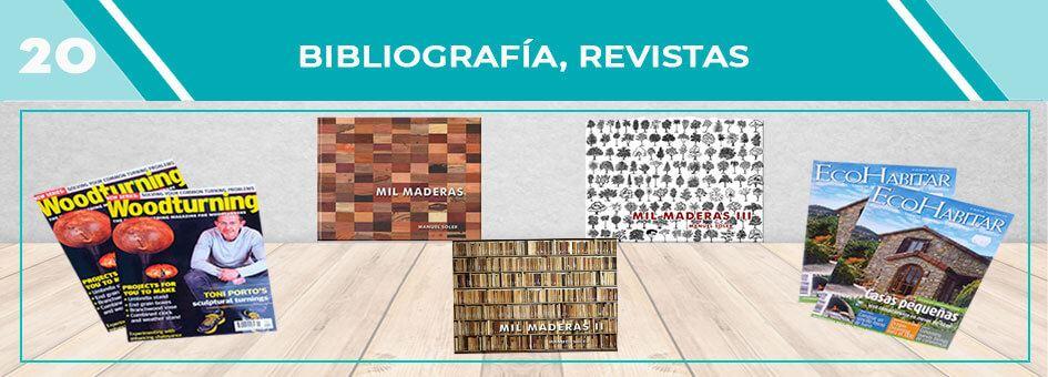 BIBLIOGRAFÍA, VÍDEOS Y REVISTAS | Comercial Pazos