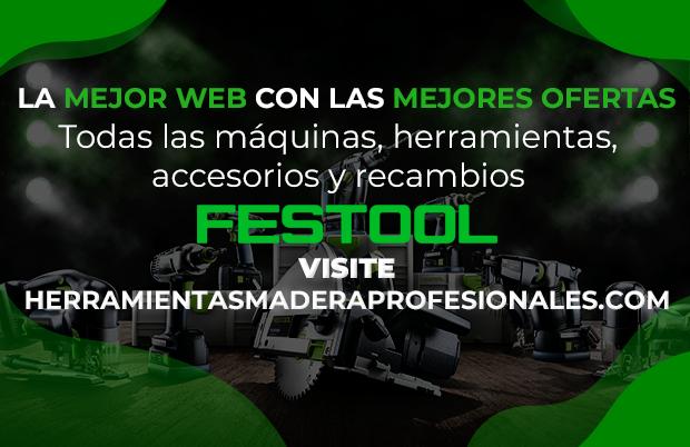 Web especializada Festool