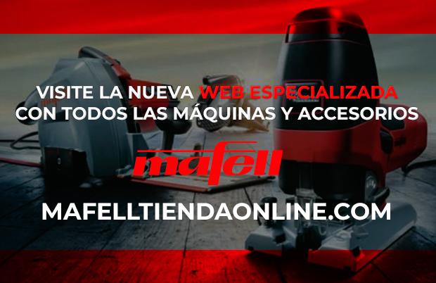 web especializada Mafell