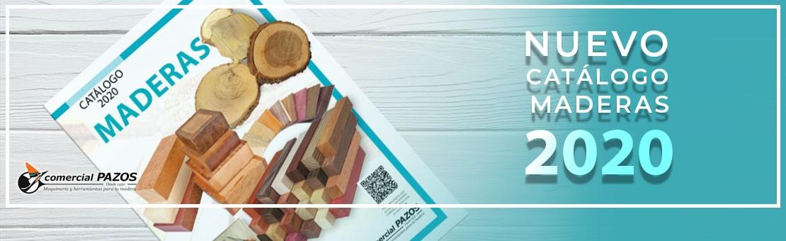 Catálogo de maderas 2020